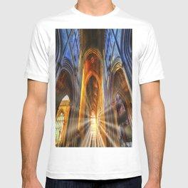 Bath Abbey Sun Rays T-shirt