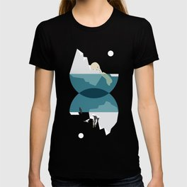 North and south T-shirt