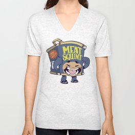 Meatsie Unisex V-Neck