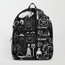 What's in my bag? Backpack