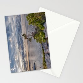 Headlands Sunset Pano 6-9-18 Stationery Cards