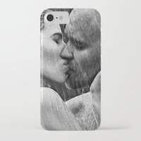 lovers iPhone & iPod Cases featuring lovers by Photoplace