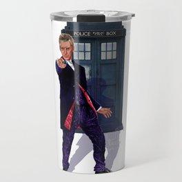 12th Doctor Travel Mug