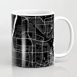 Saskatoon - Minimalist City Map Coffee Mug