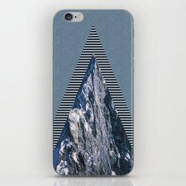 peaks iPhone Skin