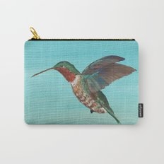 Hummingbird on the Move Carry-All Pouch