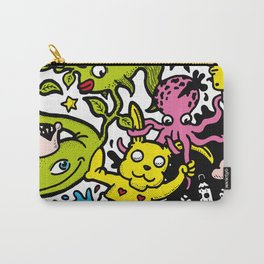 The yellow rabbit Carry-All Pouch