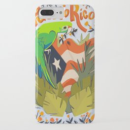 United for Puerto Rico iPhone Case