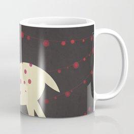 Christmas Reindeer Coffee Mug