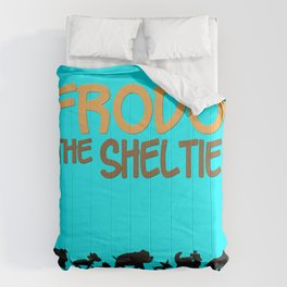 7 Silhouettes Comforters