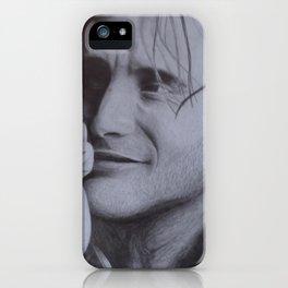 Mads Mikkelsen iPhone Case