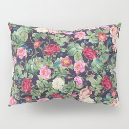 Rose garden Pillow Sham