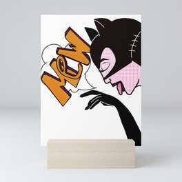 catwoman Mini Art Print
