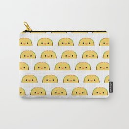 Happy Tacos Carry-All Pouch