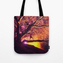 Midnight Spell Tote Bag