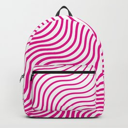 Whiskers - Pink #835 Backpack