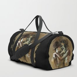 Bonnie and Clyde Duffle Bag