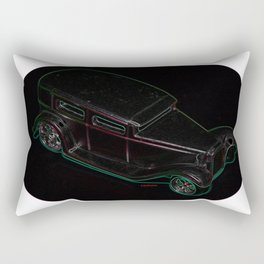 Hot Rod 3 Rectangular Pillow