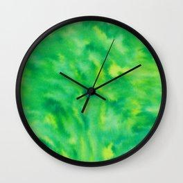 Abstract No. 196 Wall Clock