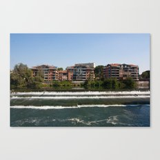 Toulouse II Canvas Print