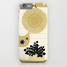 Rustic iPhone Case