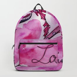 love lust Backpack