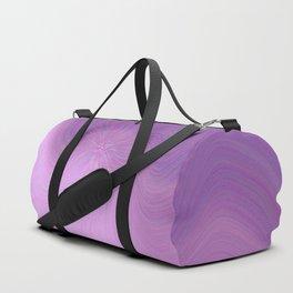 Purple daze 10 Duffle Bag
