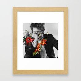 .Dylan's Bird Soul. Framed Art Print