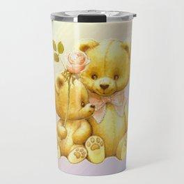 Teddy Bears Travel Mug
