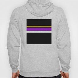 Team Colors 2...Purple, gold Hoody