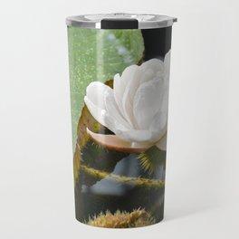 Amazonian Water Lily Travel Mug