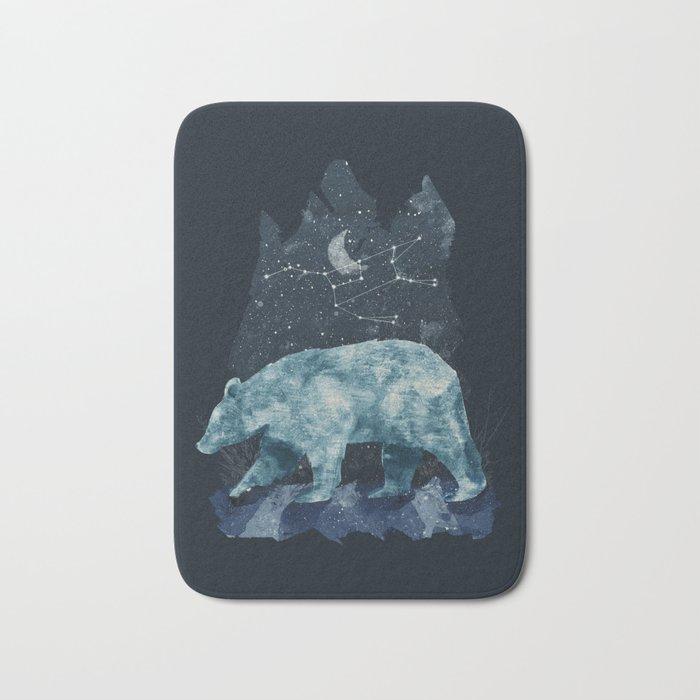 The Great Bear Bath Mat