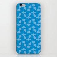escher iPhone & iPod Skins featuring Escher #006 by rob art | simple