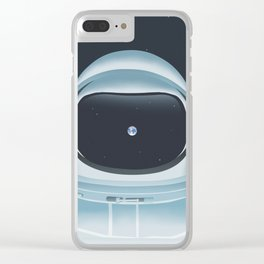 Our Insignificant Little Home Clear iPhone Case