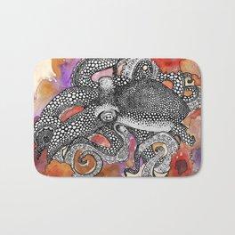 Octopus  Bath Mat