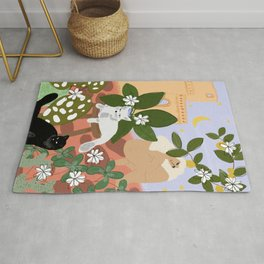 Summer in Paradise Rug