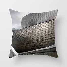Guggenheim  Throw Pillow