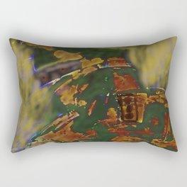 Der Offizier Digital Rectangular Pillow