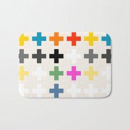 Crosses II Bath Mat