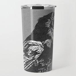 Raven Grey Travel Mug