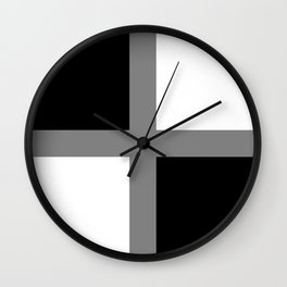 Mulatto flag multiracial people Wall Clock