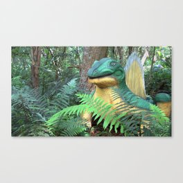 land of the lost 003 Canvas Print
