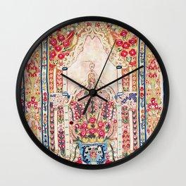Banya Luka Bosnian Wall Hanging Print Wall Clock