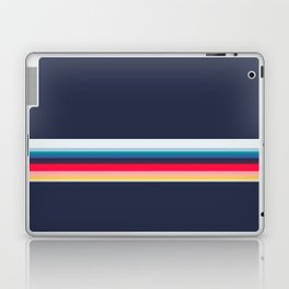 Simply Striped (navy) Laptop & iPad Skin