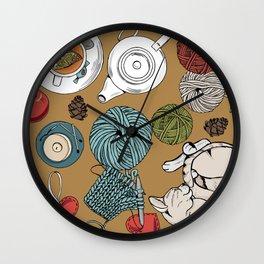 home cosiness Wall Clock
