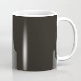 Rust Bucket ~ Black Grey Coffee Mug