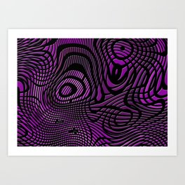 Vlutty Art Print