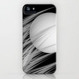 pale moon iPhone Case