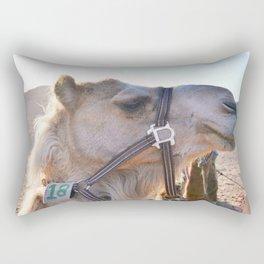 Lucky Camel Rectangular Pillow