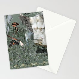 Dionysus and Apollo Stationery Cards